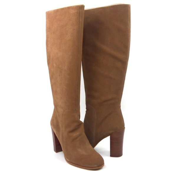 c8a6a034fce Kenneth Cole Justine Boots Tall Wide Calf